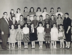 First Grade 1956-1957 Southport Grade School Mrs. Childress's Class. by Donna Hancock Kindle