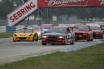 1st Race with New Race Car at Sebring International Raceway - Finished 1st in Class. by Bruce Ashman