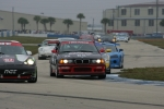 Sebring - Porsches and Vipers everywhere Oh My! by Bruce Ashman